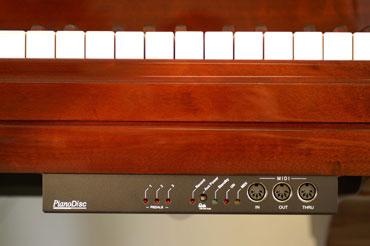 Pianodisc Products Collora Piano