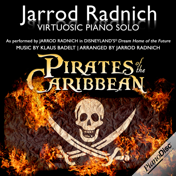 Free Sheet Music Pirates Of The Caribbean Jarrod Radnich