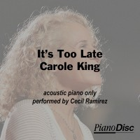 OP9380 Its Too Late - Carole King