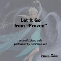 OP9382 Let It Go - from Frozen