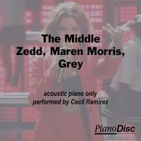 OP9387 The Middle - Maren Morris & Zedd