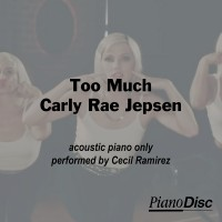 OP9388 Too Much - Carly Rae Jepsen